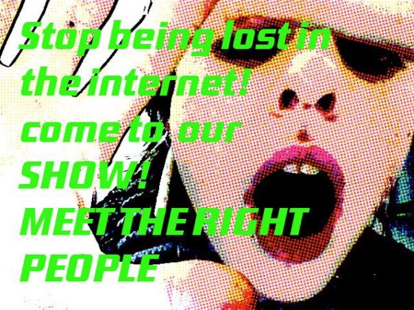 The RIGHT PEOPLE SHOW